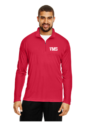 Picture of Vinton Middle School 1/4 Zip Jacket