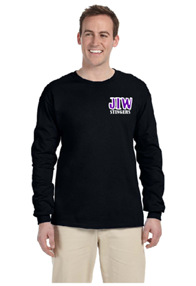 Picture of J.I. Watson Elementary Black Long Sleeve T-Shirt