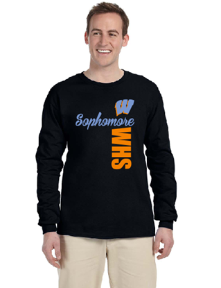 Picture of Westlake High School Sophomore Long Sleeve T-Shirt