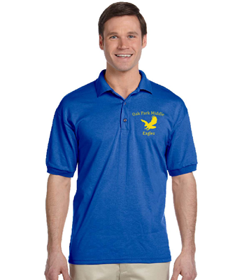 Picture of Oak Park Middle Polo Shirt
