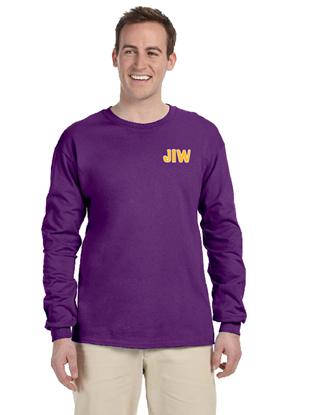 Picture of J.I. Watson Elementary Purple Long Sleeve