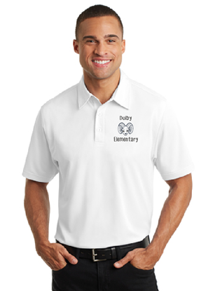 Picture of Dolby Elementary White Polo Shirt