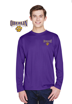 Picture of Oberlin Elementary Long Sleeve Performance Shirt