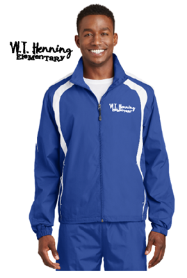Picture of W.T. Henning Elementary Wind Jacket