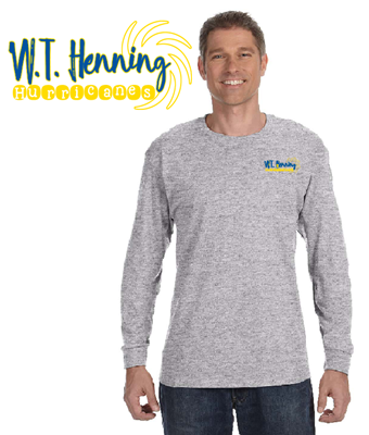 Picture of W.T. Henning Elementary Long Sleeve T-Shirt