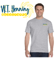 Picture of W.T. Henning Elementary Short Sleeve T-Shirt