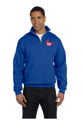 Picture of St. John Elementary 1/4 Zip Jacket