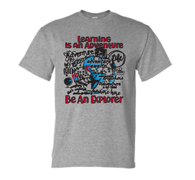 Picture of Kinder Elementary PBIS T-Shirt