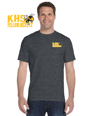 Picture of Kinder High School Short Sleeve T-Shirt