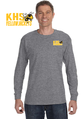 Picture of Kinder High School Long Sleeve T-Shirt