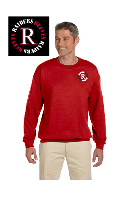 Picture of Reeves High School Red Sweatshirt (PreK-5th)