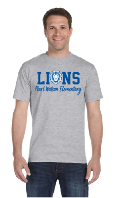 Picture of Pearl Watson Elementary Grey T-Shirt