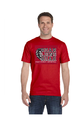 Picture of Pearl Watson Elementary Red T-Shirt