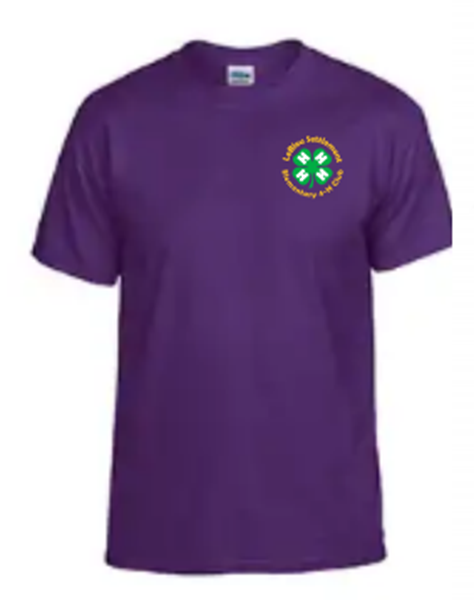 Picture for category 4-H T-Shirt