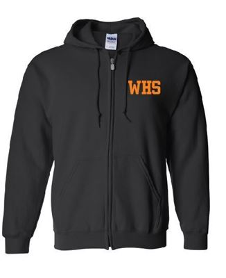 Picture of Westlake High School Full Zip Hoodie Jacket