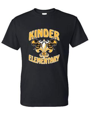 Picture of Kinder Elementary  SPIRIT SHORT SLEEVE SHIRT