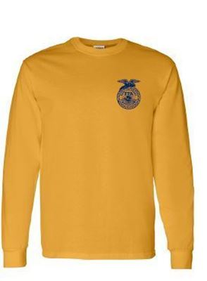 Picture of Starks High School FFA LONG SLEEVE  T Shirt