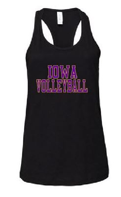 Picture of IOWA HIGH SCHOOL VOLLEYBALL TANK TOP